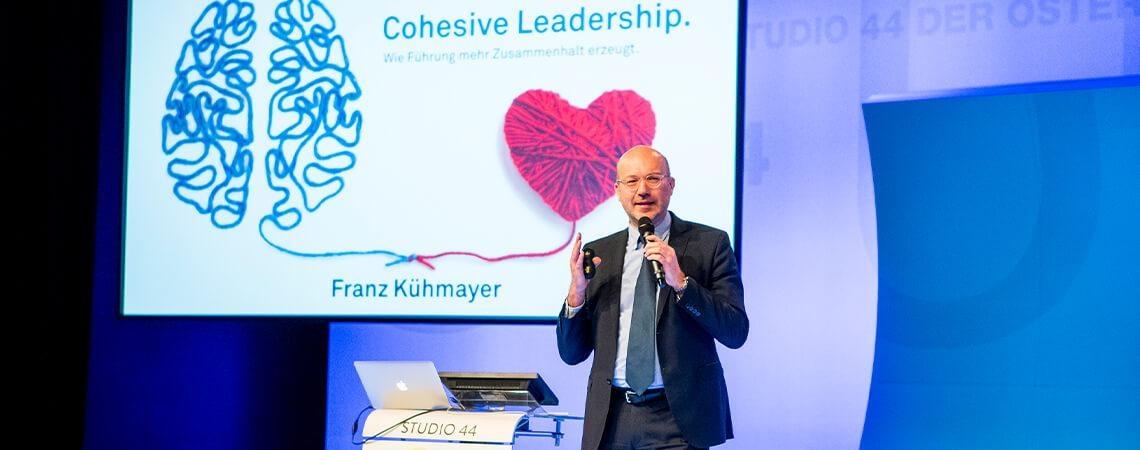 Trendforscher Franz Kühmayer