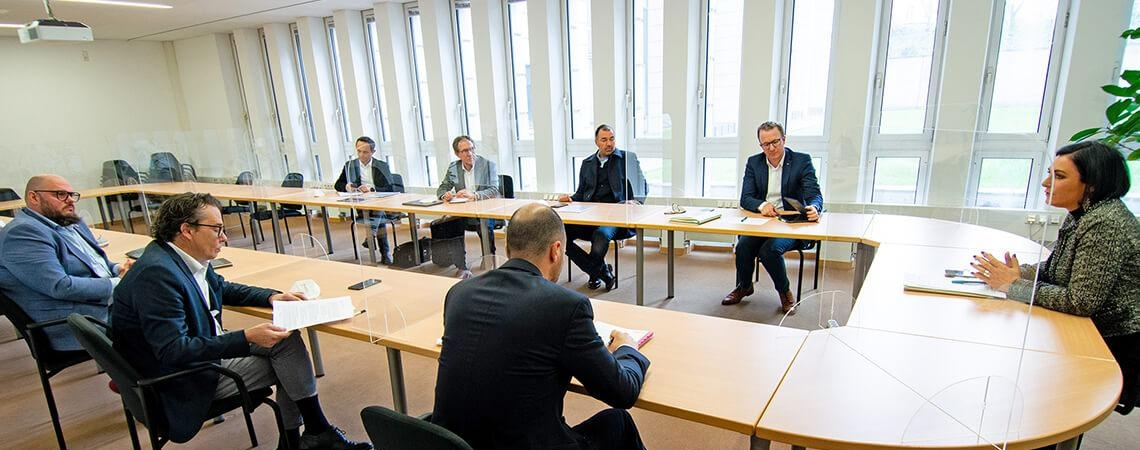 Treffen Vorarlberger Tourismus