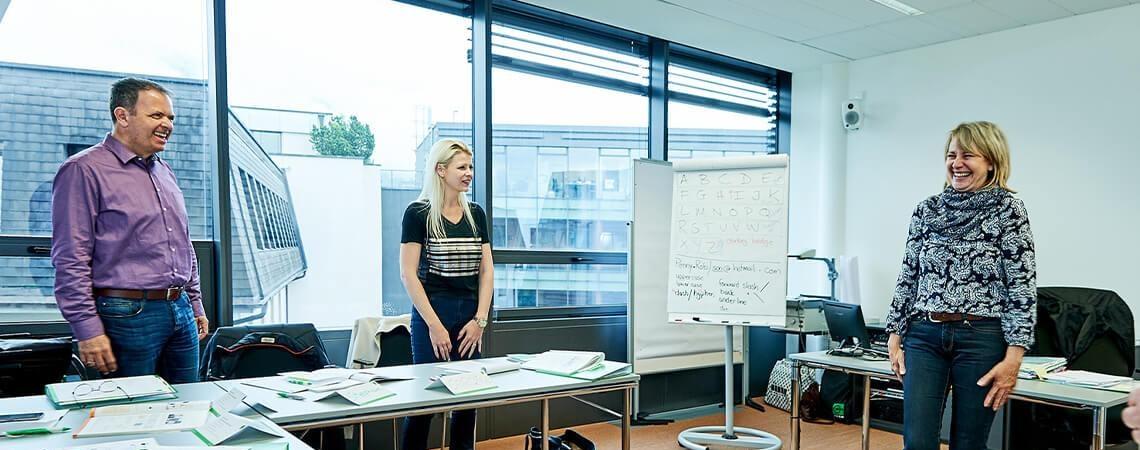 Wifi Vorarlberg | Schulung
