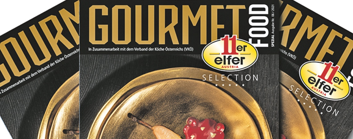 11er Gourmet Food Magazin