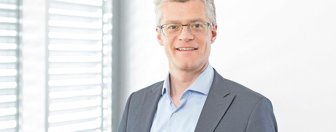 Hugo Rohner CEO Tridonic