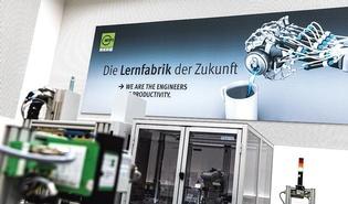 Digitale Lernfabrik