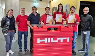 Siegerprojekte des 1. Vorarlberger Lehrlingshackathon gekürt
